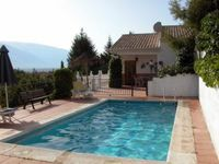 A comfortable villa in a rural part of El Padul,great views of the foothills of Sierra Nevada