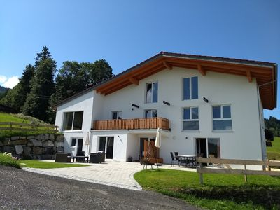 Photo for Weitblick and Familiennest -Ground floor- your domicile directly at the ski shuttle lift