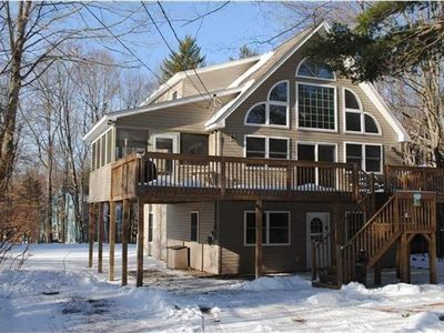 Fully Equipped Arrowhead Lake Chalet. Book Now!!
