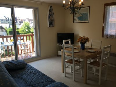 Photo for CLOS MATHILDE - 2 rooms - Capacity 4 people