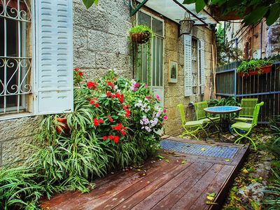 Photo for Adorable One Bedroom With Garden