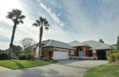 Photo for Just added! Spacious home in Destiny East with Private Pool and Street Legal Golf Cart!