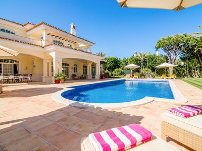 Photo for 5 bedroom Villa, sleeps 10 with Pool and Air Con
