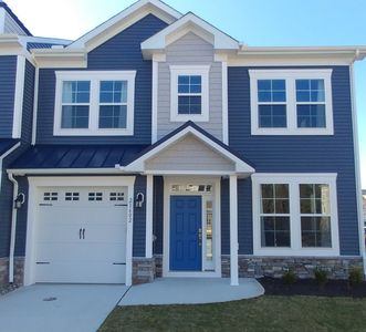 Photo for Stunning New End Unit Townhome in Rehoboth, Free Wifi & Beach Parking Pass