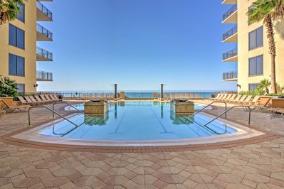 Have the Florida escape of a lifetime when you book this incredible Panama City Beach condo.