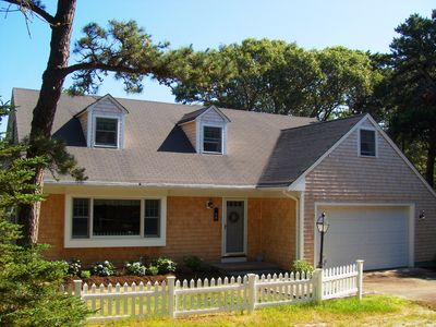 Photo for Summer Retreat - Walk to Forest & Pleasant Beaches in S. Chatham
