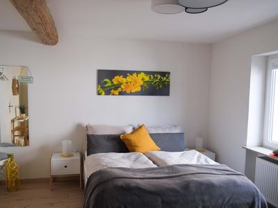 Photo for New apartment in the Zellertal (Palatinate), Albisheim, barrier-free, animals allowed.