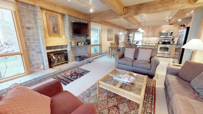 Photo for Ski-in/Ski-out, Ground Floor Condo, Hot Tubs and Outdoor Heated Pool