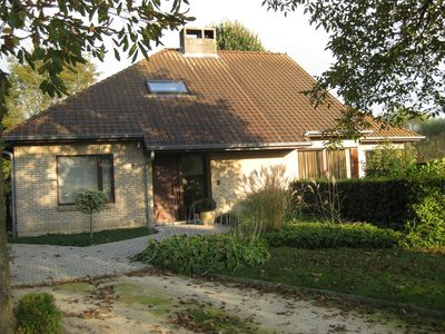 Photo for Uniquely situated and characterful villa on 3000m² surrounded by meadows and fields