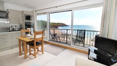 Photo for 9_301B Redcliffe Apartments, Caswell Bay