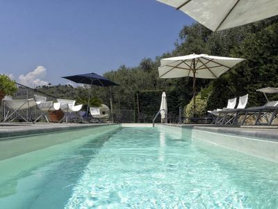 Photo for Ca' Pisani  in Civezza with private pool & jacuzzi for 17 persons