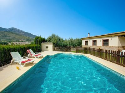 Photo for 2 bedroom Villa, sleeps 4 in Los Tablones with Pool and WiFi