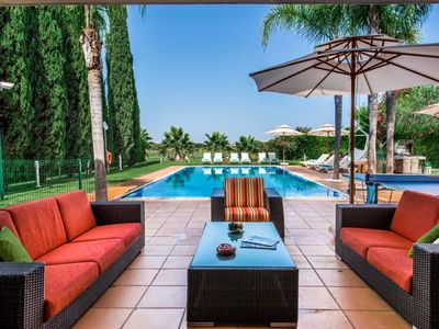 Photo for STUNNING VILLA A FEW MINUTES DRIVE FROM VILAMOURA'S MARINA L651 - Vilamoura, Vilamoura, Vilamoura