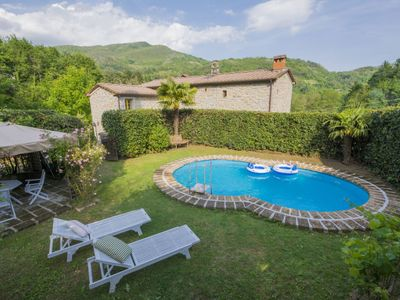 Photo for Vacation home Il Vecchio Ospitale in Pescia - 8 persons, 4 bedrooms