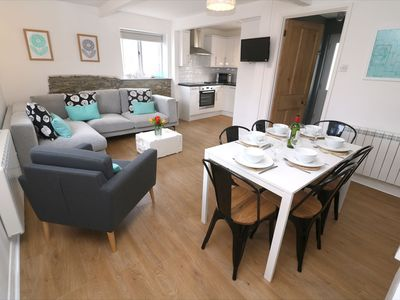 Photo for Sea Lodge | 3 Bedroom Apartment | Croyde