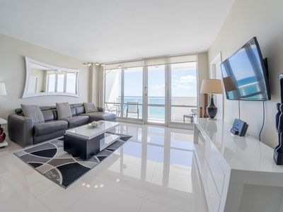 Photo for Miami Beach Oceanfront Apartments - E - 2 bed/2 bath