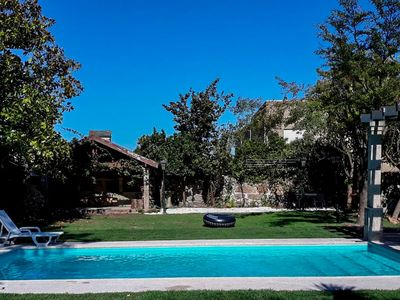 Photo for Paços de Ferreira house with swimming pool