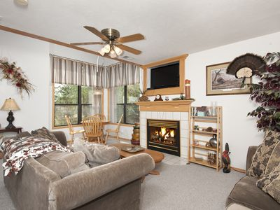Photo for NEW LISTING - Russell's Retreat ~ Beautiful Condo in Silverthorne, Colorado