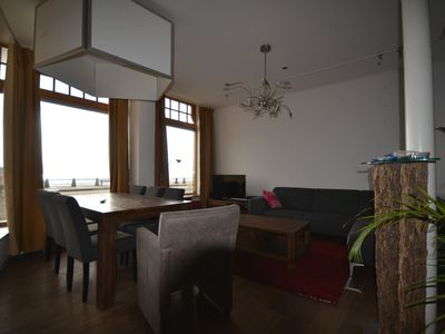 Photo for Most beautiful location of Vlissingen, directly on the beach, very spacious