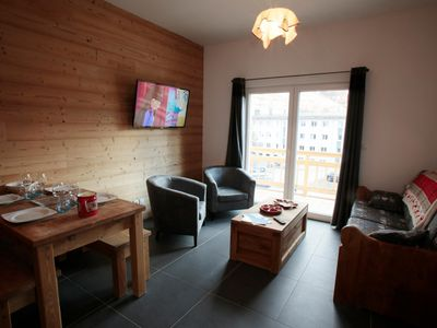 Photo for 3 rooms 5 people 4* exposed South