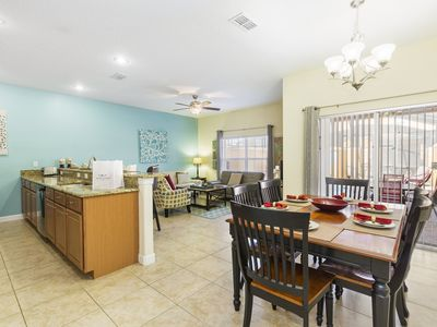 Photo for 4 Bedroom/3 Bathrooms Paradise Palms (8979BP)