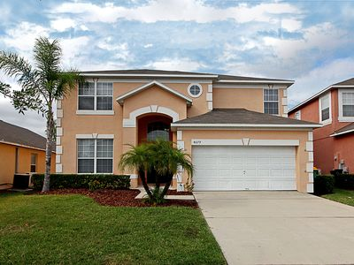 Photo for Grand Opening - Luxury Forest View Private Pool 7BR/4.5BA WiFi 8 miles to Disney