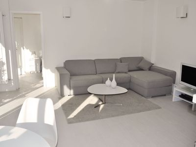 Photo for Beautiful for 4 people, town centre, 100 m from the beaches, near the shops