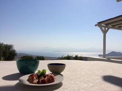 Photo for Cycladic house for rent on the island of Paros