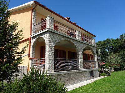 Photo for Family friendly apartment for 5 in Vrecari - Ground Floor