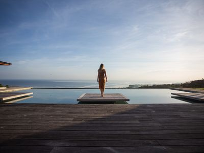 Photo for Stunning  villa with Breathtaking 180°Panoramic View astonishing decoration