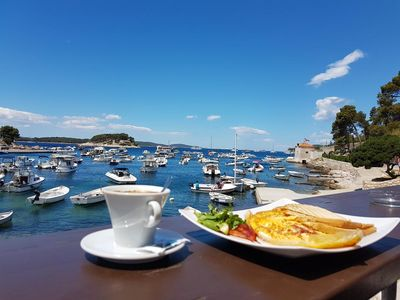 Photo for Apartment by the seaside Hvar