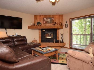 Photo for RA309 by Mountain Resorts*Minutes away from Hiking, Biking, & Golf ~ Pool/Hot Tub Onsite