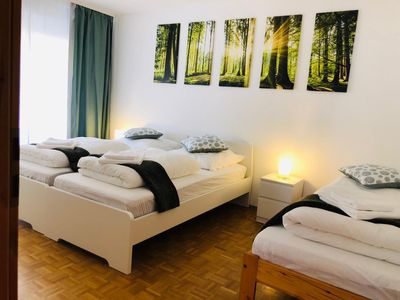"Photo for Feel good at the foot of the Great Feldberg in the apartment ""Specht"""