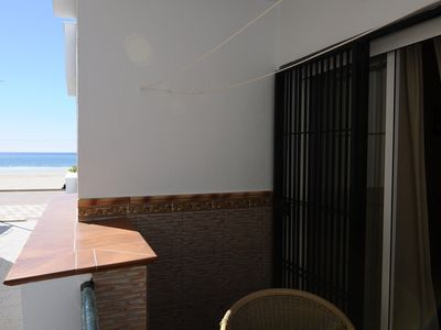 Photo for Comfortable apartment on the beachfront