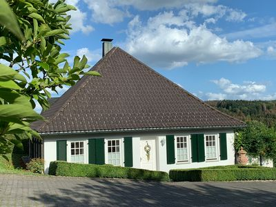 Photo for Light-flooded holiday home in the upper Westerwald