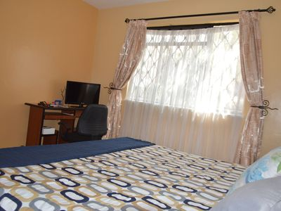 Photo for 2BR Apartment Vacation Rental in Nairobi, Nairobi County