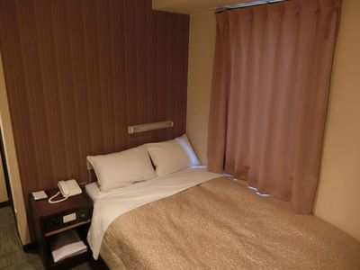 Photo for Semidouble room  Nonsmoking  Semidouble be / Hamamatsu Shizuoka