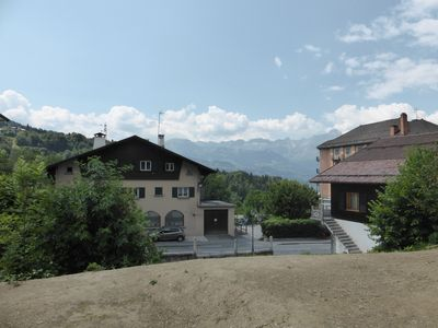 Photo for 1BR Condo Vacation Rental in SAINT GERVAIS LES BAINS