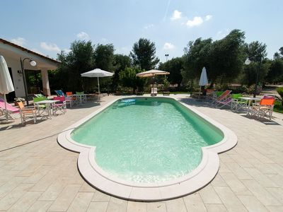 Photo for 8BR Apartment Vacation Rental in Puglia