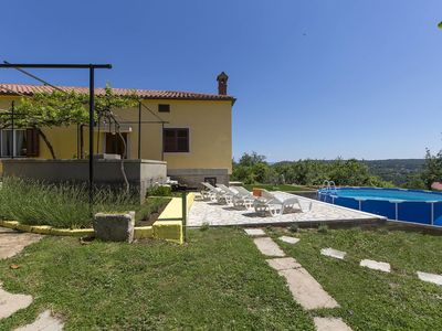 Photo for Detached house, for a quiet holiday, near Labin and beach of Rabac