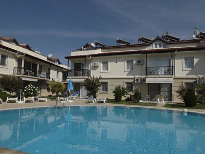 Photo for Fethiye, calis, 2 floor apartment, 130 m²