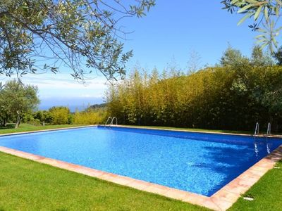 Photo for The villa is part of a small and quiet complex with six other holiday homes. The homes hav