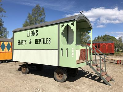 Photo for Grand Circus Hotel - The Lion Tamer's Wagon