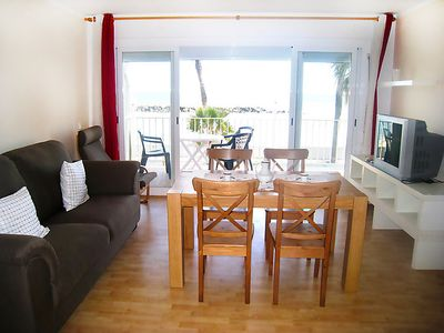 Photo for Apartment Voramar in Vilanova i la Geltrú - 4 persons, 3 bedrooms