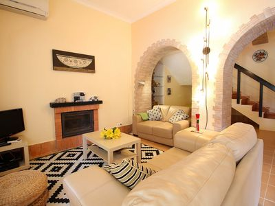 Photo for Casa Sol, Duplex Apartments, Wine Estate, 2 Bedrooms, Sleeps 5, Air-con, BBQ & Shared pool