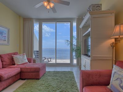 Photo for Lighthouse 1403 Gulf Shores Gulf Front Vacation Condo Rental - Meyer Vacation Rentals