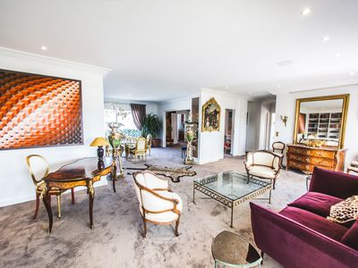 Photo for 300M2 LEGENDARY 3BR PENTHOUSE W/ EIFFEL TOWER VIEW