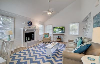Charming Beautifully Updated 3BR Pelican Bay Steps to Beach & Pool. Wild Dunes Sportscard & $250 ...