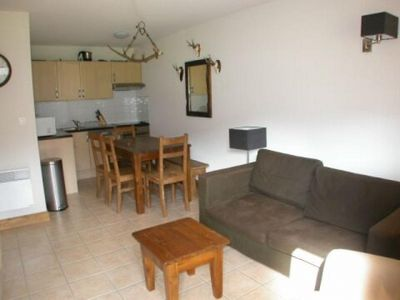 Photo for Apartment Morillon, 1 bedroom, 6 persons