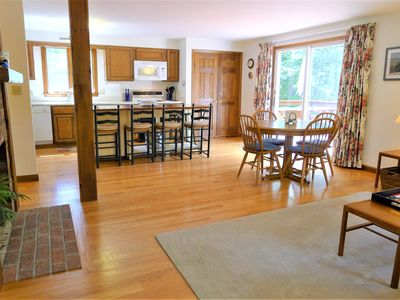 Photo for BEAUTIFUL HOME WITH C/A LOCATED JUST UNDER A MILE FROM KINGSBURY BEACH!